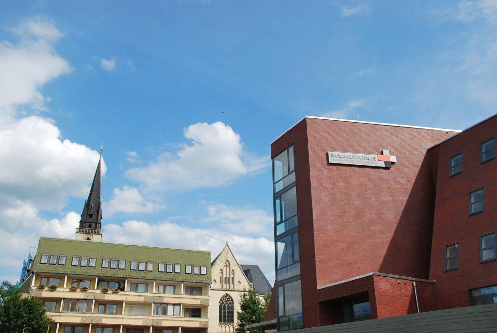 ECDI Zentrum Halle