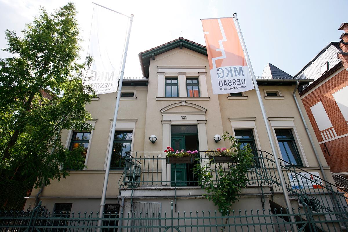 ECDI Zentrum Dessau-Roßlau