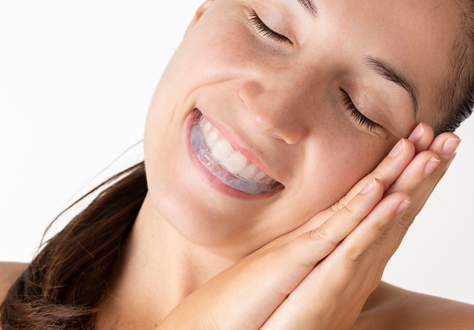 Zähneknirschen Behandlung