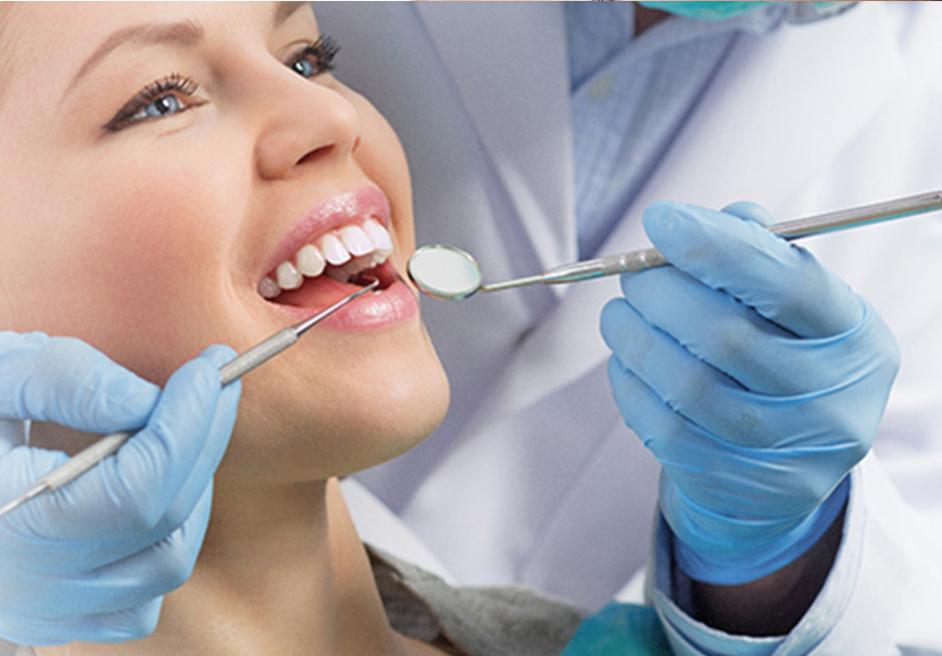 Zahnstein Behandlung